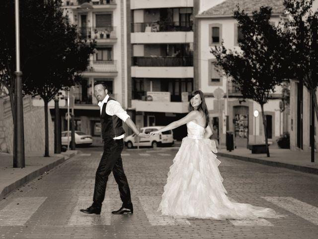 La boda de Lydia y Mario