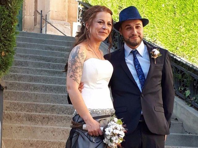 La boda de Soraya y Miguel