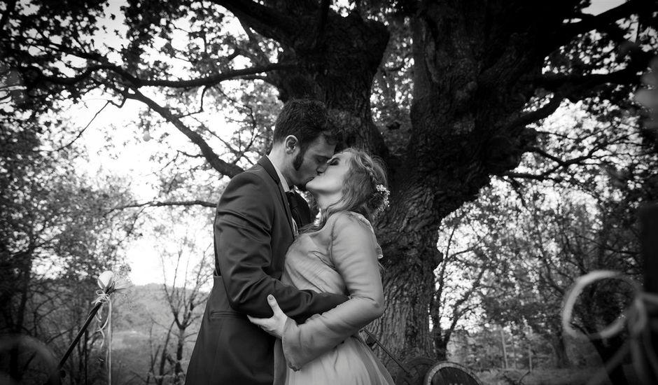 La boda de Rober y Miren en Muxika, Vizcaya