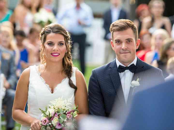 La boda de Marta y Adrián