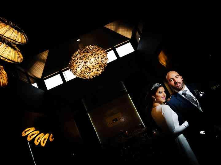 La boda de Jessica y Ander