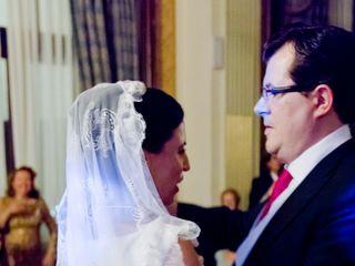 La boda de Lola y Mariano