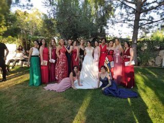La boda de Aroa y Juan Carlos  1