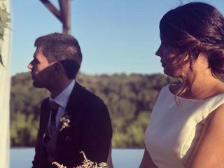 La boda de Ceci  y Pep