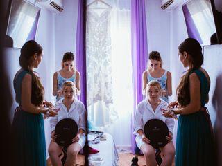 La boda de Andrea y Javi 1