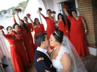 La boda de Raul y Rocío