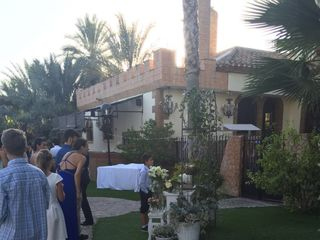 La boda de Beatriz  y Daniel  2