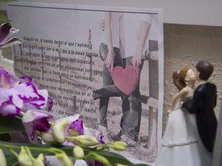 La boda de Estefanía y Fran  2