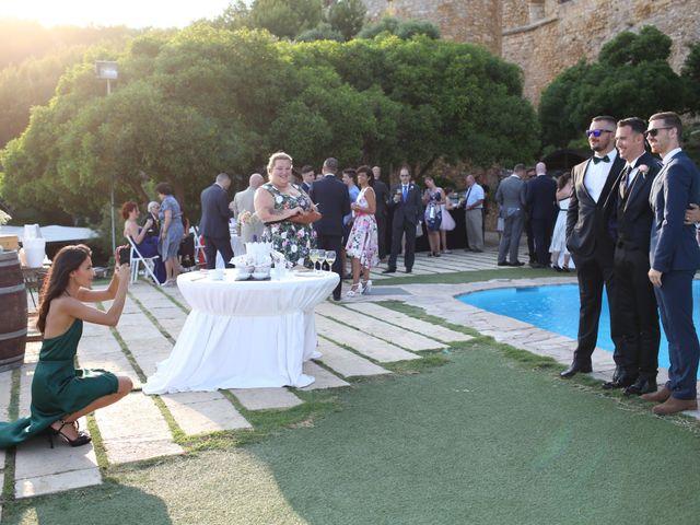 La boda de Luis y Laura en Tarragona, Tarragona 22