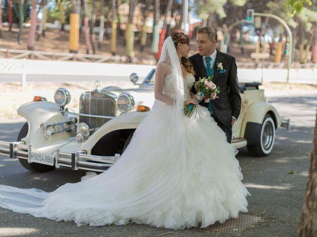 La boda de Aroa y Ismael