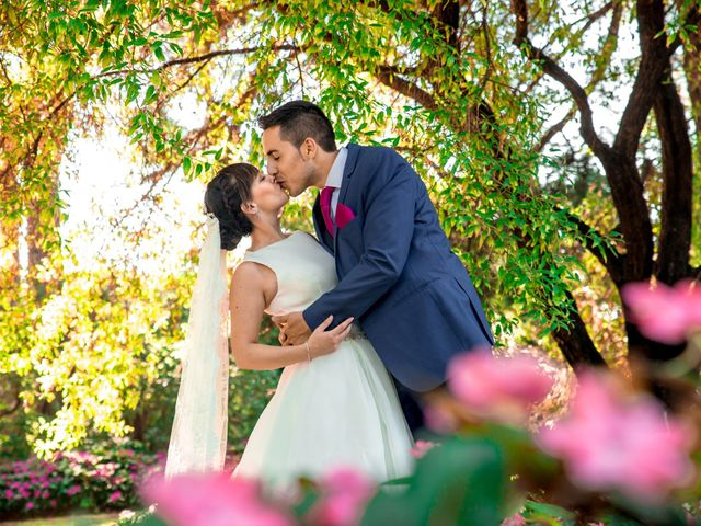La boda de Carmen Mª y Carlos