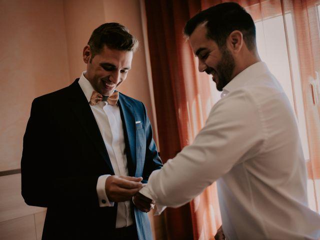 La boda de Juan y Mari Ángeles en Jumilla, Murcia 2