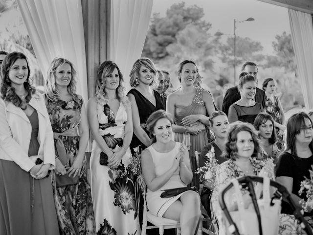 La boda de Juan y Mari Ángeles en Jumilla, Murcia 17