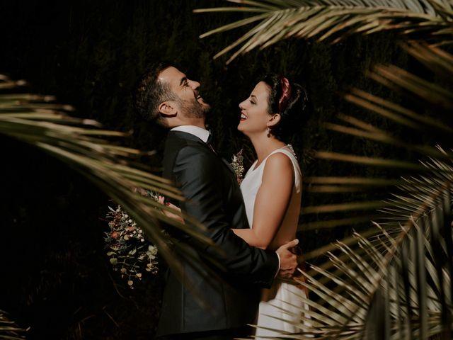 La boda de Mari Ángeles y Juan