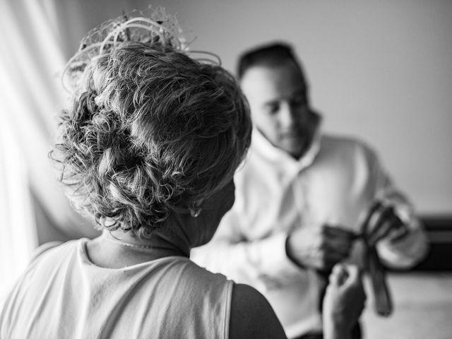 La boda de Javi y Andrea en El Raal, Murcia 7