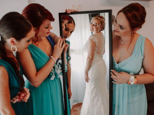La boda de Javi y Andrea en El Raal, Murcia 9