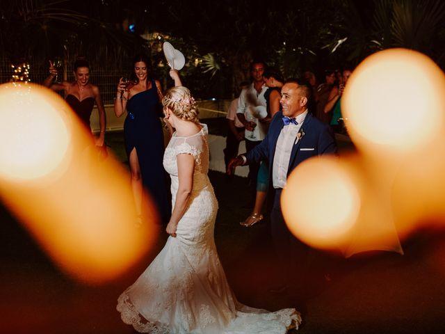 La boda de Javi y Andrea en El Raal, Murcia 1