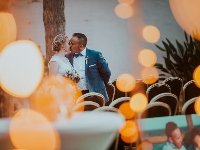 La boda de Javi y Andrea en El Raal, Murcia 13