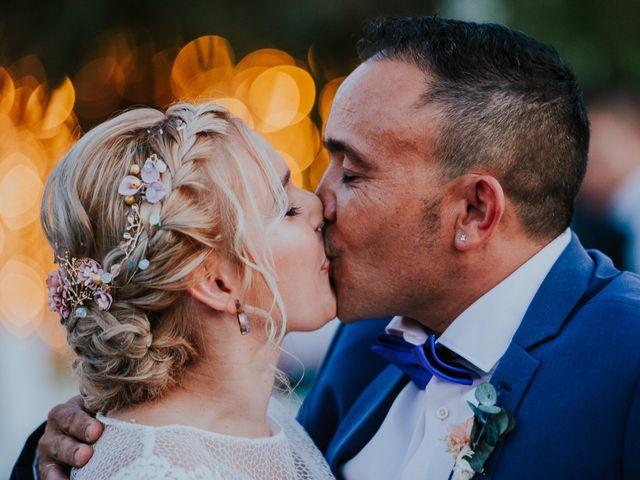 La boda de Javi y Andrea en El Raal, Murcia 14