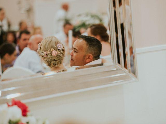 La boda de Javi y Andrea en El Raal, Murcia 38