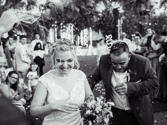 La boda de Javi y Andrea en El Raal, Murcia 39