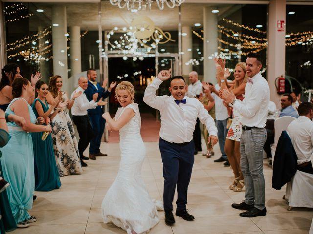 La boda de Javi y Andrea en El Raal, Murcia 2