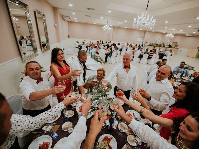 La boda de Javi y Andrea en El Raal, Murcia 40
