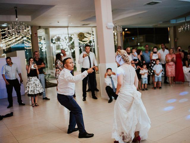 La boda de Javi y Andrea en El Raal, Murcia 42