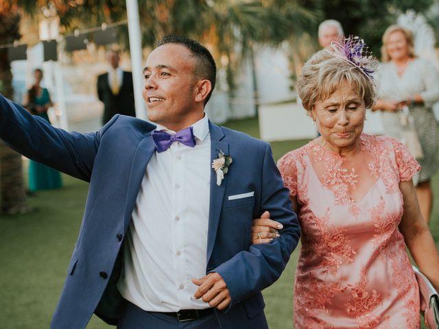 La boda de Javi y Andrea en El Raal, Murcia 47