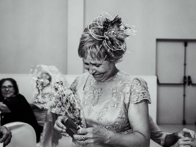 La boda de Javi y Andrea en El Raal, Murcia 50