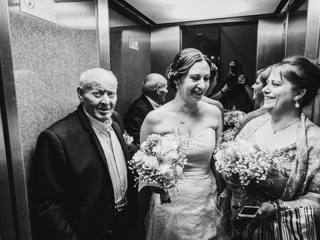 La boda de Alejandro y Mamen en Arganda Del Rey, Madrid 18