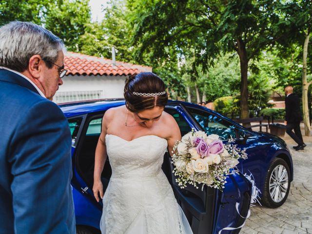 La boda de Alejandro y Mamen en Arganda Del Rey, Madrid 23