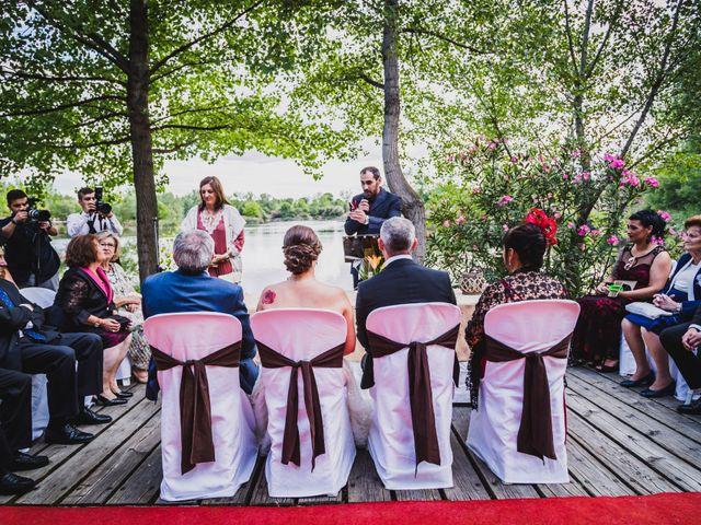 La boda de Alejandro y Mamen en Arganda Del Rey, Madrid 27