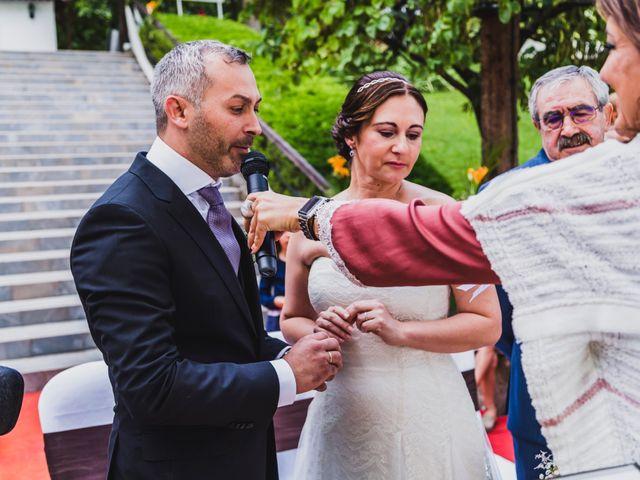 La boda de Alejandro y Mamen en Arganda Del Rey, Madrid 34