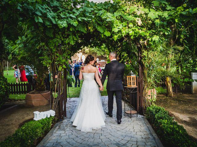 La boda de Alejandro y Mamen en Arganda Del Rey, Madrid 41