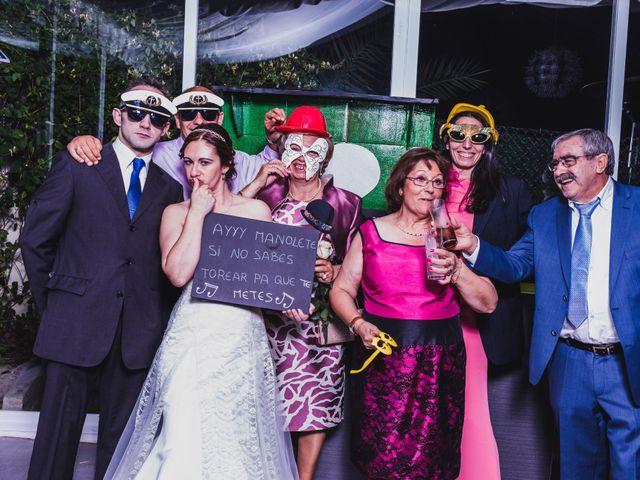 La boda de Alejandro y Mamen en Arganda Del Rey, Madrid 56