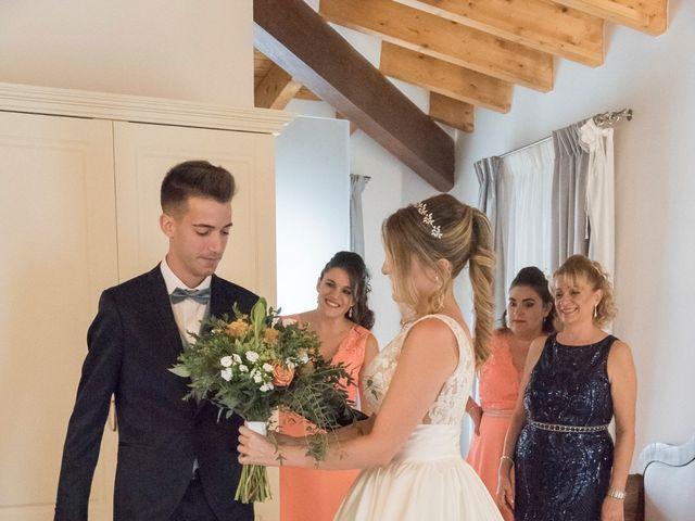 La boda de Vicens y Vicky en Petra, Islas Baleares 12