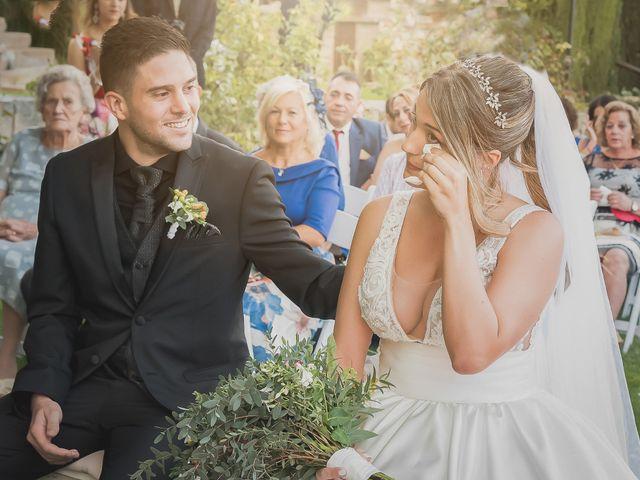 La boda de Vicky y Vicens