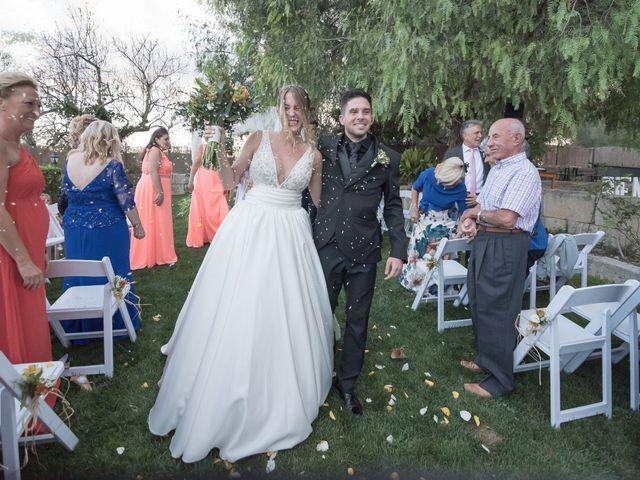 La boda de Vicens y Vicky en Petra, Islas Baleares 31