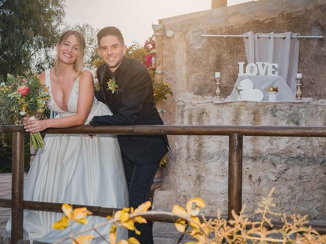 La boda de Vicens y Vicky en Petra, Islas Baleares 1