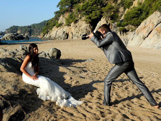 La boda de Esteve y Ana en Lloret De Mar, Girona 25