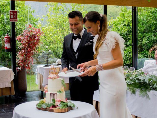 La boda de Cristofer y Lidia Rebeca  en Treceño, Cantabria 3