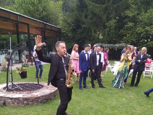 La boda de Cristofer y Lidia Rebeca  en Treceño, Cantabria 4