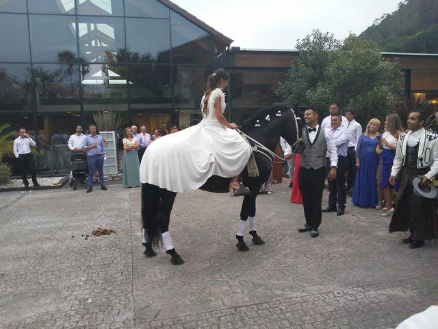 La boda de Cristofer y Lidia Rebeca  en Treceño, Cantabria 7