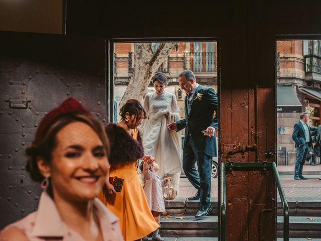 La boda de Diego y Lucia en Zaragoza, Zaragoza 35