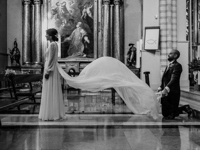 La boda de Diego y Lucia en Zaragoza, Zaragoza 43