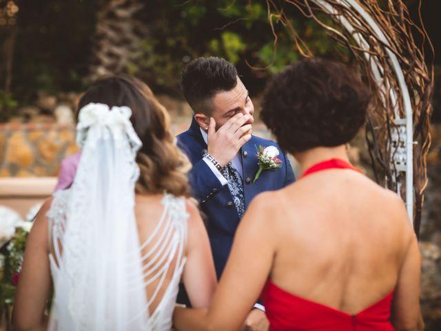 La boda de Jennifer y Francisco en Otura, Granada 17