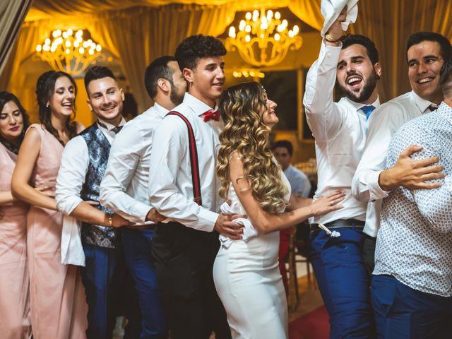 La boda de Jennifer y Francisco en Otura, Granada 20