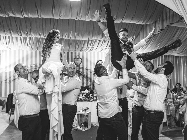 La boda de Jennifer y Francisco en Otura, Granada 21