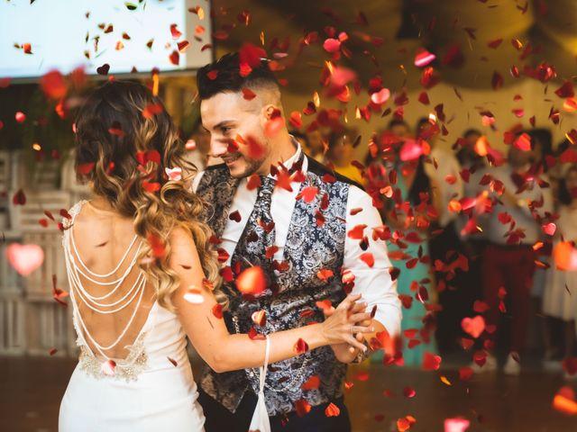 La boda de Jennifer y Francisco en Otura, Granada 23